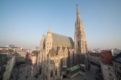 Mysterien von St. Stephan - Der unbekannte Dom