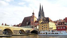 Regensburg, da will ich hin!