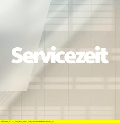 Servicezeit-Reportage<br/>Der Haushalts-Check mit Yvonne Willicks