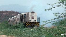 Trambahnen und Schmugglerzüge in Äthiopien