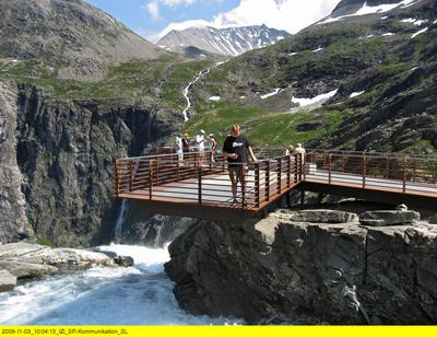 Norwegens schönste Straßen