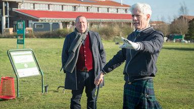 Soko Wismar, Soko, Serie, Krimi - Der Golfer Mit Dem Schottenrock