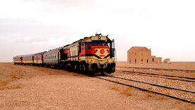 Wüsten, Züge & Dromedare - Bahnabenteuer Marokko