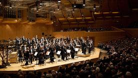"""Mariss Jansons dirigiert die """"Alpensinfonie"""" von<br/>Richard Strauss"""