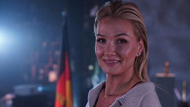 Zdfzeit - Sportstars: Franziska Van Almsick