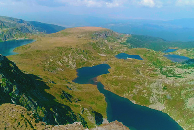 Bulgariens Bergwelten: Rila, Pirin und Rhodopen