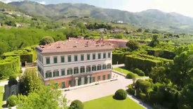 Villengärten in der Toskana - Die Villa Reale bei Marlia