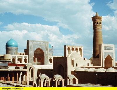 Erlebnisreisen: Usbekistan
