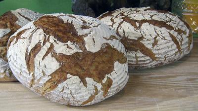Brot - Zeit. Von der Kunst des Brotbackens