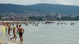 Sonne, Strand und Schwarzes Meer
