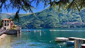 Seen-Sucht nach Süden - Die oberitalienischen Seen