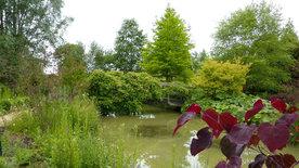 Gartenträume in Lothringen