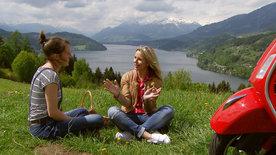 Hurch amol zua - Mit der Vespa<br/>vom Millstätter See zum Großglockner