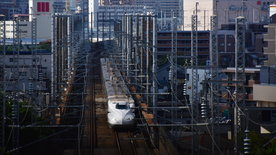 Hakata Station - Highspeed, Luxus, Höflichkeit