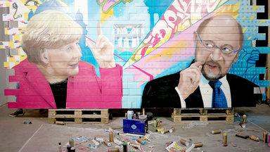 Zdfzeit - Macht! Kampf! Wahl! Merkel Gegen Schulz