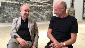 Dialoge in Südfrankreich: Ferdinand von Schirach<br/>trifft Anselm Kiefer