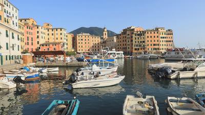 Traumorte - Die Italienische Riviera