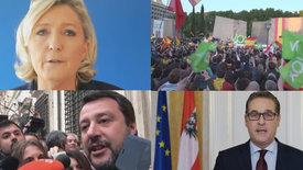 Stresstest für die Demokratie -<br/>Rechtspopulisten in Europa