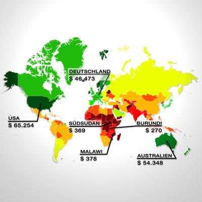 Wem gehört die Welt? - Eine Geschichte des Reichtums<br/>Reichtums (2/3)