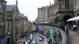 Edinburgh - die Perle Schottlands