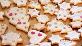 Vanille, Zimt und Mandelsplitter -<br/>Weihnachtsbäckerei in Europa