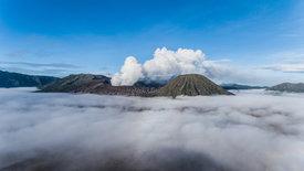 Indonesien von oben