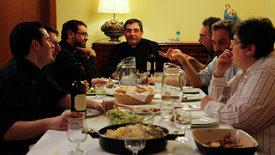 Zu Tisch … rund um den Vatikan