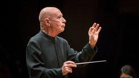 "Eschenbach dirigiert Weber und Dvorák<br/>Ouvertüre zur Oper ""Freischütz"",<br/>Sinfonie Nr. 9 e-Moll ""Aus der Neuen Welt"""