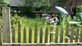 Ein Tag im Sommergarten