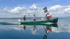 Der Fischer vom Genfersee