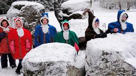 Schneewittchen und das Geheimnis der sieben Zwerge