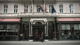 Die Königin von Wien - Anna Sacher und ihr Hotel