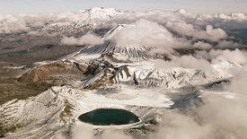 Vulkane in Neuseeland (1/2)