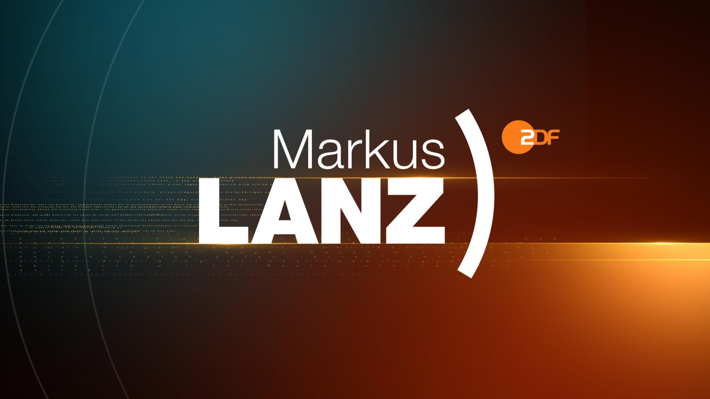 markus lanz 31.3.20