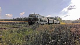 Auf nostalgischen Spuren - Eine Entdeckungsreise<br/>entlang des Reblaus-Express