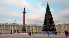 Weihnachten in Sankt Petersburg