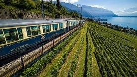 Traumhafte Bahnstrecken der Schweiz (2/4)