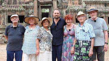 Mit 80 Jahren Um Die Welt - Mit 80 Jahren Um Die Welt - Kambodscha