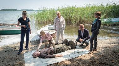 Soko Wismar, Soko, Serie, Krimi - Soko Wismar - Der Russische Soldat