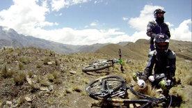 Mit dem Fahrrad über die Anden