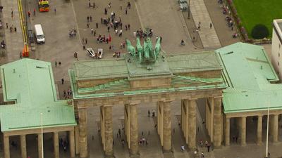 Deutschland von oben 3 - Stadt
