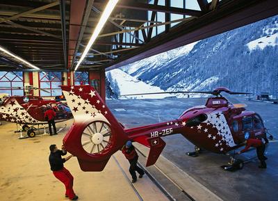 Die Bergretter - Unterwegs mit der Air Zermatt (3/3)