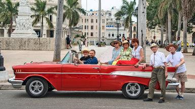 Mit 80 Jahren Um Die Welt - Mit 80 Jahren Um Die Welt - Kuba Und Peru