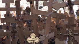 Via Dolorosa - der letzte Weg Jesu<br/>Eine Spurensuche in Jerusalem