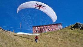 Paragleit-Paradies Vorarlberg
