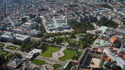 Die Wiener Ringstraße: Wie Wien zur Weltstadt wurde