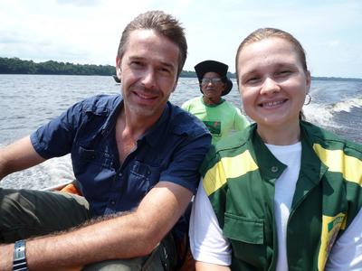 Steffens entdeckt: Amazonien