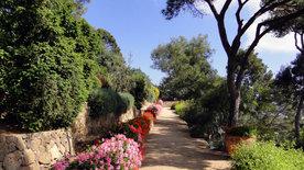 Gärten in Spanien