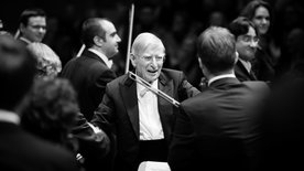 Herbert Blomstedt dirigiert Brahms 4. Symphonie