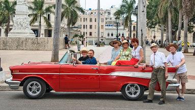 Mit 80 Jahren Um Die Welt - Mit 80 Jahren Um Die Welt - Kuba